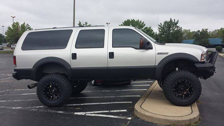 Photo Gallery PUR Lifted Fords Ford Excursion - 2005 excursion