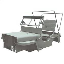 Mini Jeep MB Body Kit, 12001 01, Omix-Ada - Car & Truck