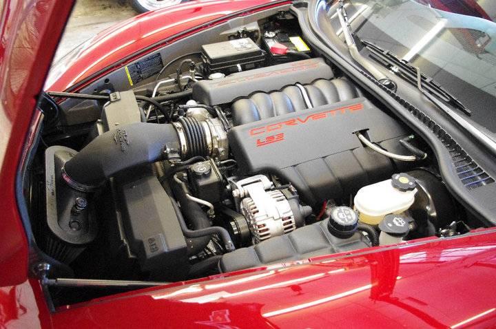 Photo Gallery Corvette C6 Edelbrock E Force Supercharger