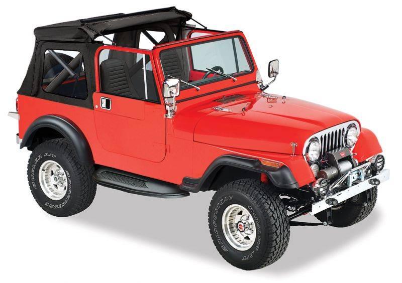Jeep Accessories & Restoration