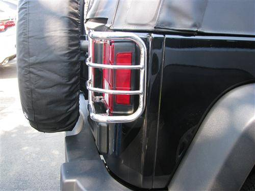 TRAIL FX - TRAIL FX TAIL LIGHT GUARD