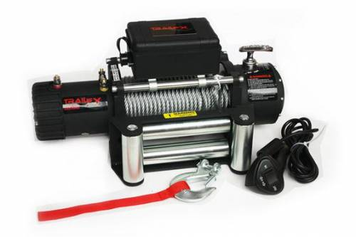 TRAIL FX - Trail FX Winch 8000lb