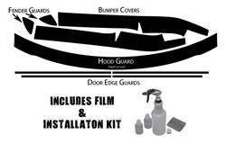 Husky Liners - Husky Liners 06329 Husky Shield Body Protection Film Kit - Image 1