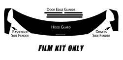 Husky Liners - Husky Liners 06731 Husky Shield Body Protection Film - Image 1
