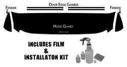 Husky Liners - Husky Liners 06319 Husky Shield Body Protection Film Kit - Image 1