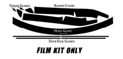 Husky Liners - Husky Liners 06321 Husky Shield Body Protection Film - Image 1