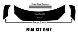 Husky Liners - Husky Liners 07041 Husky Shield Body Protection Film - Image 1