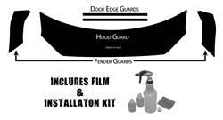 Husky Liners - Husky Liners 07049 Husky Shield Body Protection Film Kit - Image 1