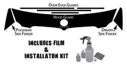 Husky Liners - Husky Liners 07717 Husky Shield Headlight Guard - Image 1