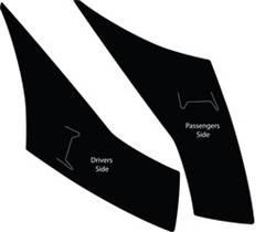 Husky Liners - Husky Liners 08007 Husky Shield Headlight Guard - Image 1