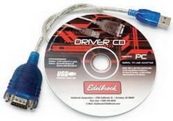 Edelbrock - Edelbrock 91147 USB To Series Converter Communication Cable - Image 1