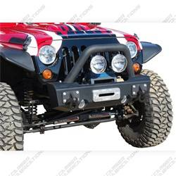 MBRP Exhaust - MBRP Exhaust 131176 Off Camber Fabrication Full Width Bumper Package - Image 1