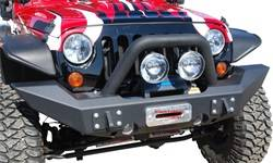 MBRP Exhaust - MBRP Exhaust 131174LX Off Camber Fabrication Full Width Bumper Package - Image 1