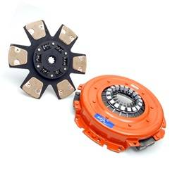 Centerforce - Centerforce 01735552 DFX Clutch Pressure Plate And Disc Set