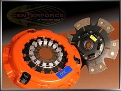 Centerforce - Centerforce 01226552 DFX Clutch Pressure Plate And Disc Set