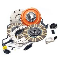 Centerforce - Centerforce 04026651 Diesel Twin Disc Clutch Assembly