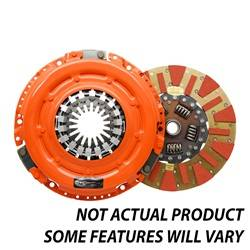 Centerforce - Centerforce DF269675 Dual Friction Clutch Pressure Plate And Disc Set