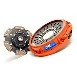 Centerforce - Centerforce 01500100 DFX Clutch Pressure Plate And Disc Set