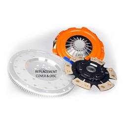 Centerforce - Centerforce 01201249 DFX Clutch Pressure Plate And Disc Set