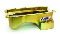 Canton Racing Products - Canton Racing Products 15-644 Rear Sump T Style Road Race Oil Pan