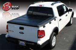 BAK Industries - BAK Industries 126312 BAKFlip FiberMax Hard Folding Truck Bed Cover