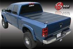 BAK Industries - BAK Industries 126207 BAKFlip FiberMax Hard Folding Truck Bed Cover