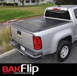 BAK Industries - BAK Industries 126125 BAKFlip FiberMax Hard Folding Truck Bed Cover