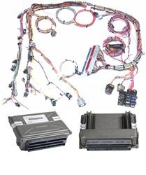 Painless Wiring - Painless Wiring 60017 Harness Kit w/Reflashed OEM PCM - Image 1