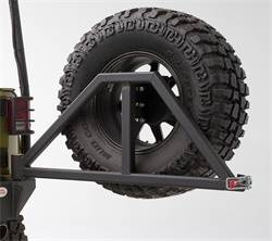 Body Armor - Body Armor 5294 Tire/Can Swing Arm Carrier