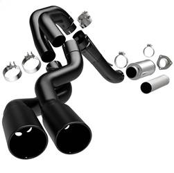 Magnaflow Performance Exhaust - Magnaflow Performance Exhaust 17027 Black Series Filter-Back Performance Exhaust System - Image 1