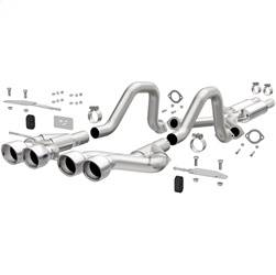 Magnaflow Performance Exhaust - Magnaflow Performance Exhaust 15281 Competition Series Cat-Back Performance Exhaust System - Image 1