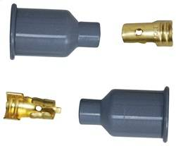 MSD Ignition - MSD Ignition 3322 Spark Plug Boot And Terminal - Image 1