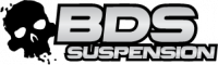"BDS Suspension - BDS 2"" Lift Kit - Jeep Grand Cherokee WK 2005-2010"