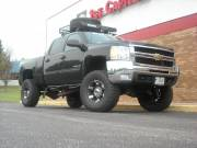 PUR Lifted Chevy & GMC Cover