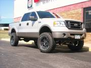 PUR Lifted Fords Cover